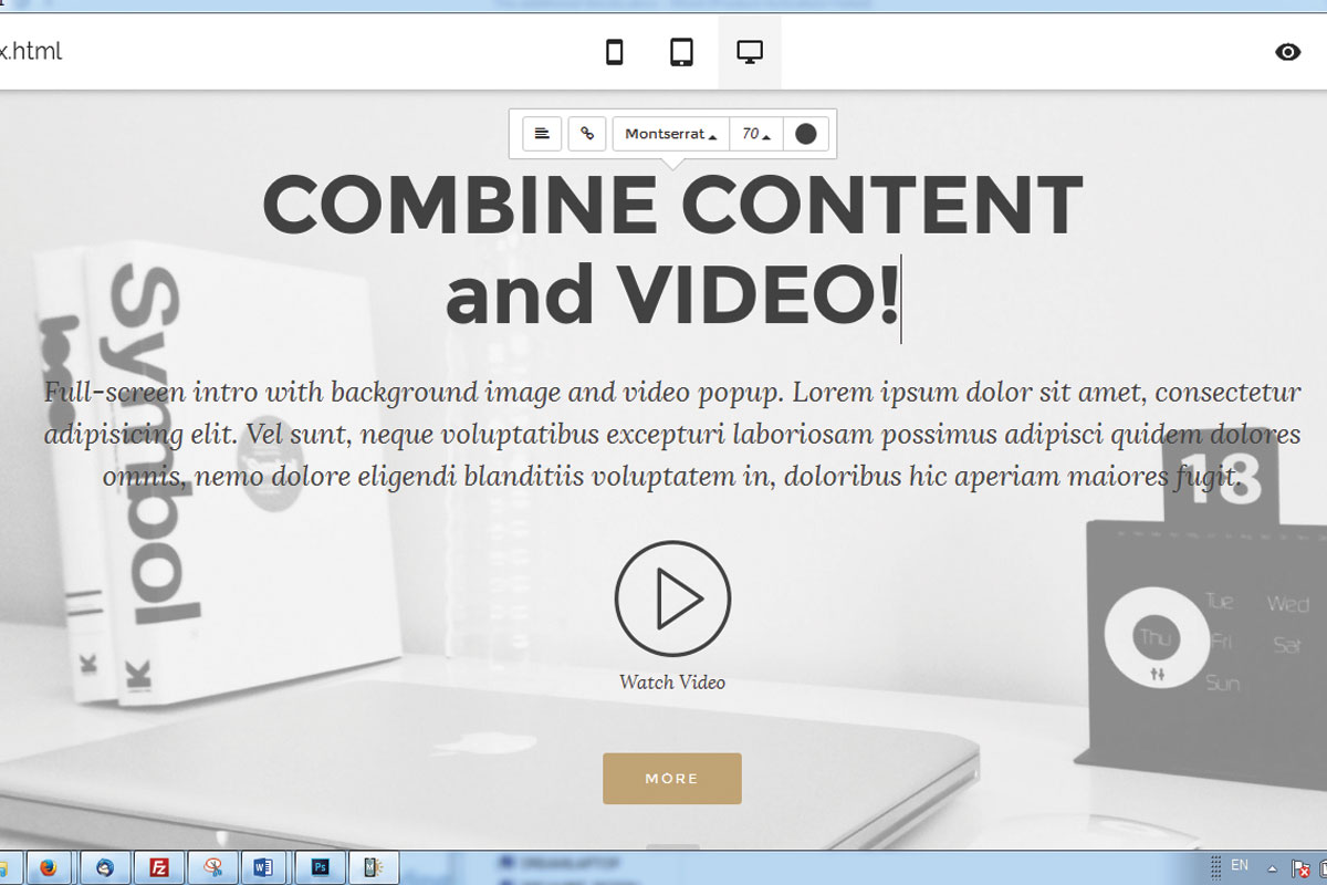 Free Responsive Web Creator Software